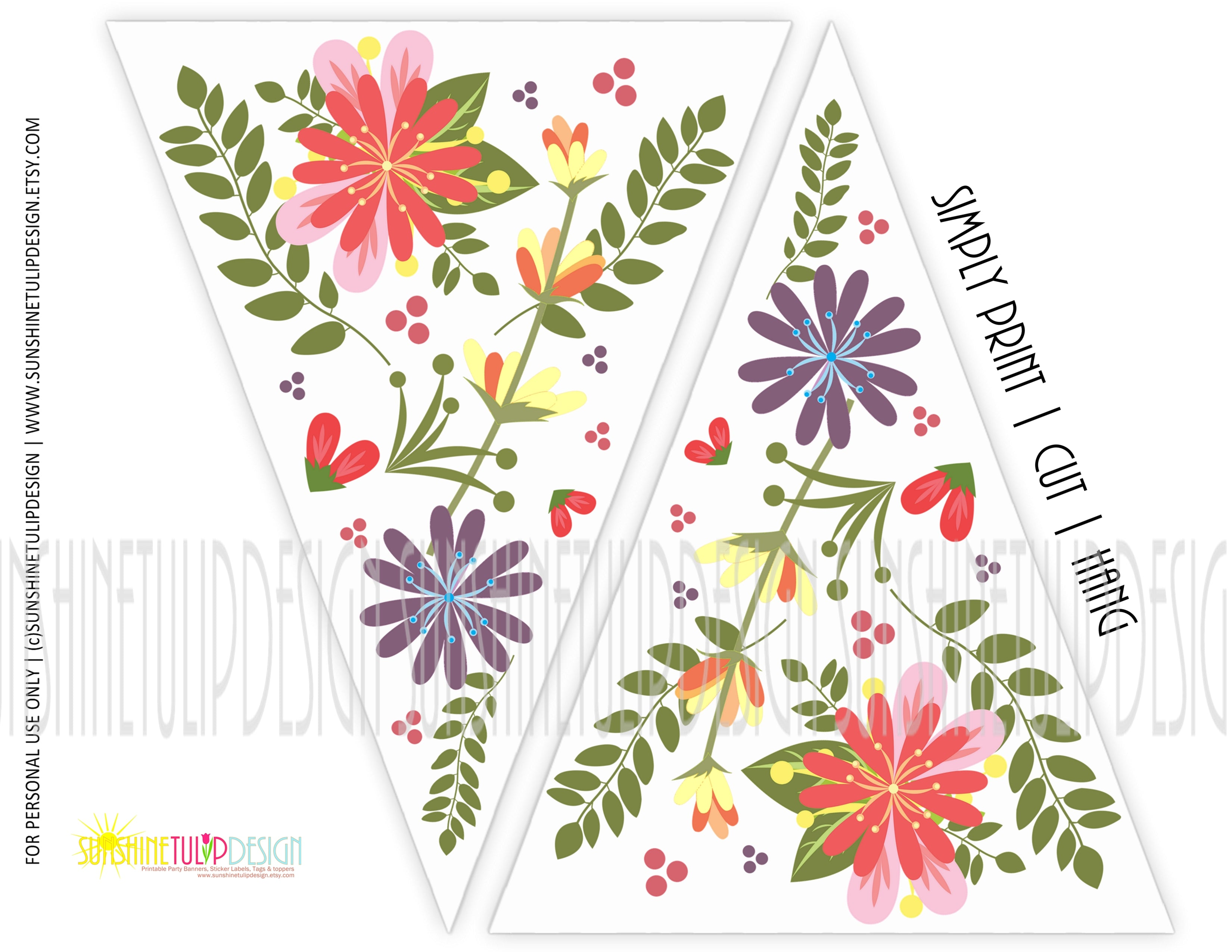 graphic about Banner Printable titled Printable Spring social gathering banner, Printable Spring Celebration Scallop Banner, Printable Spring is Listed here Banner by means of SUNSHINETULIPDESIGN