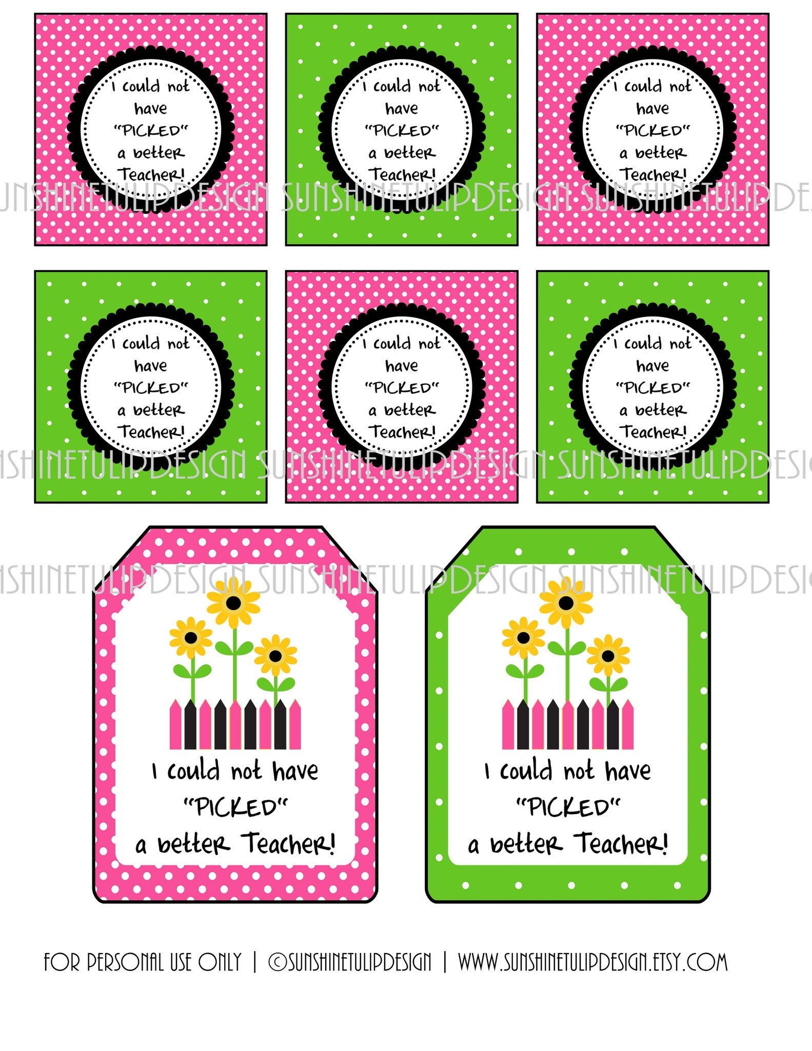 photograph about Teacher Appreciation Tags Printable identify Printable Instructor Appreciation Present Tags, I may possibly not incorporate Decided on a Much better Instructor Printable Trainer Tags by way of SUNSHINETULIPDESIGN
