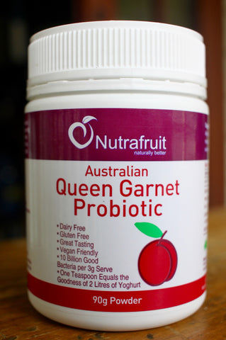 Queen Garnet Probiotic Powder