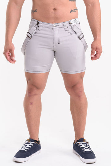KON Crete Grey Short