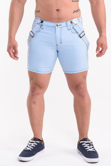 AARON Alpine Blue Short