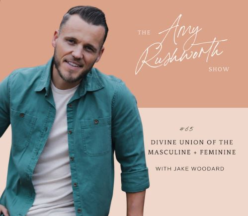 Episode 65: Divine Union Of The Masculine + Feminine