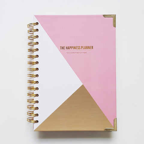 The Happiness Planner (Dated)