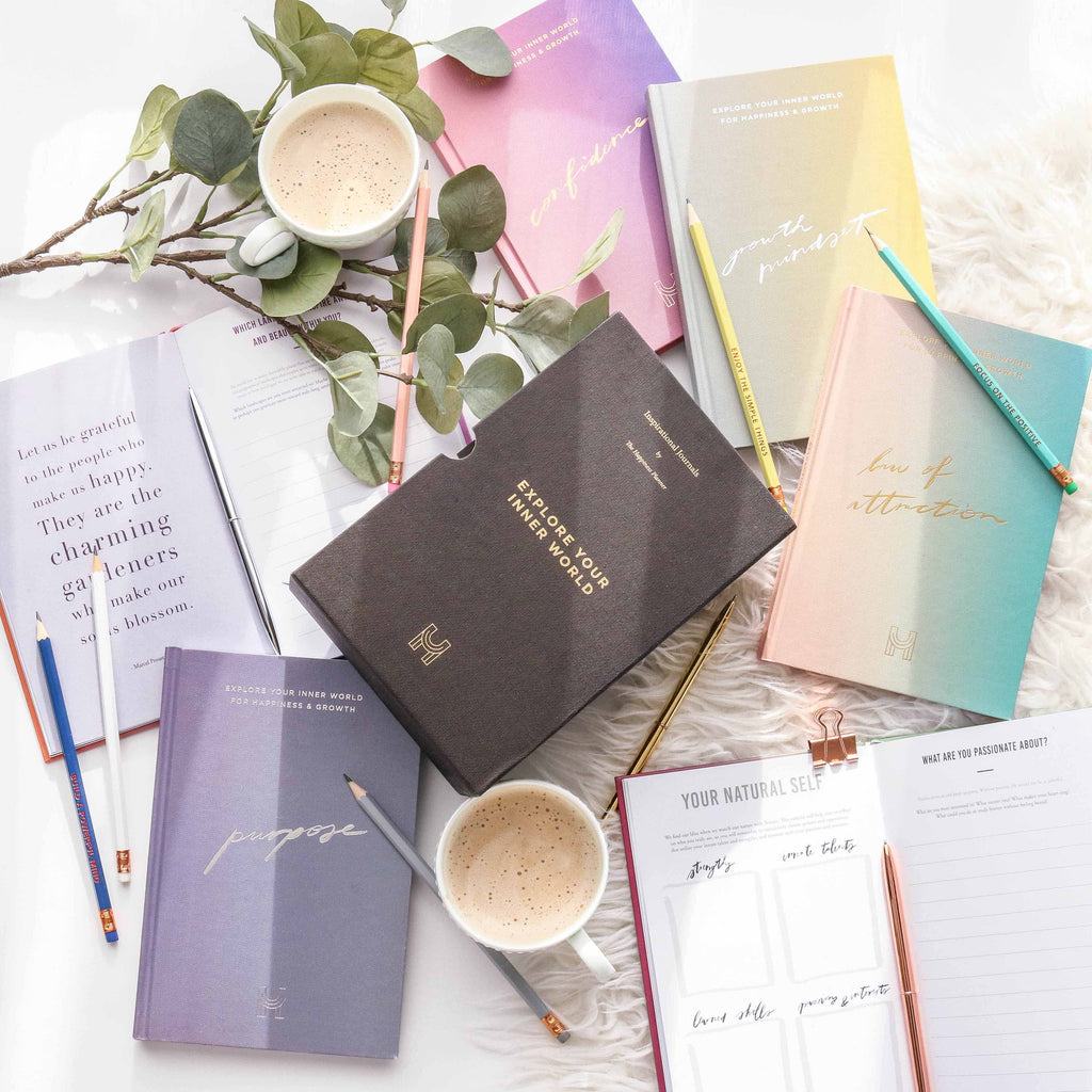 The Happiness Planner Master Happiness Success One Day At A Time