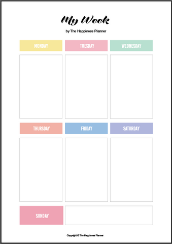Below are complimentary printables for you to download and use side by ...