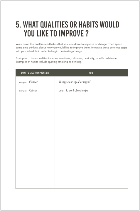 how to use the happiness planner the happiness planner