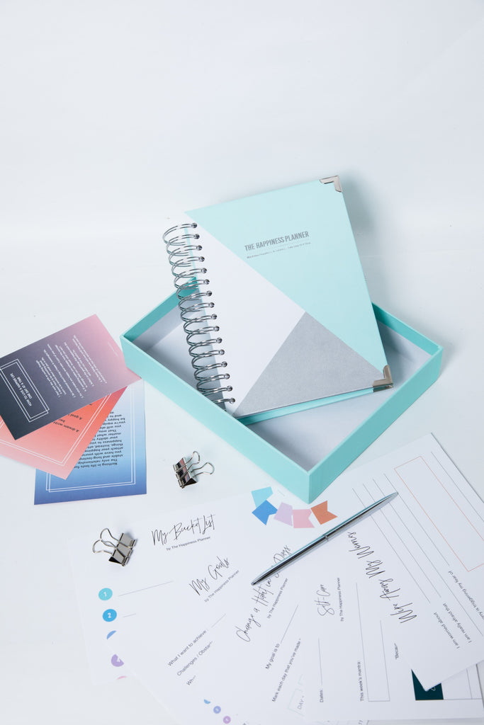 The Happiness Planner® | Undated 52-Week - The Happiness Planner®