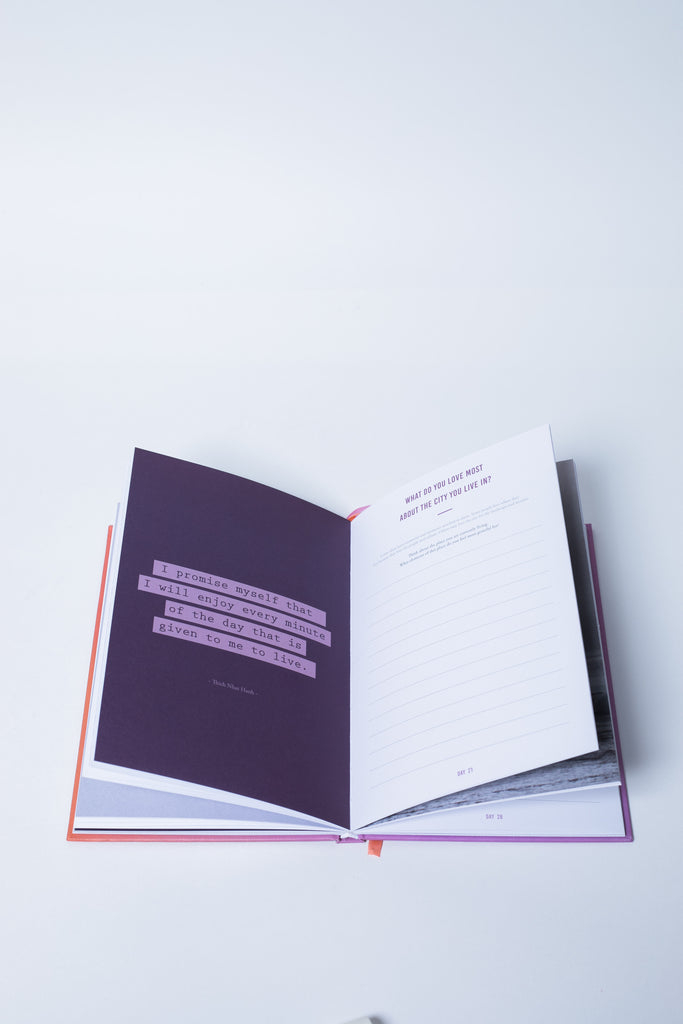 Gratitude Journal | Explore Your Inner World - The Happiness Planner®