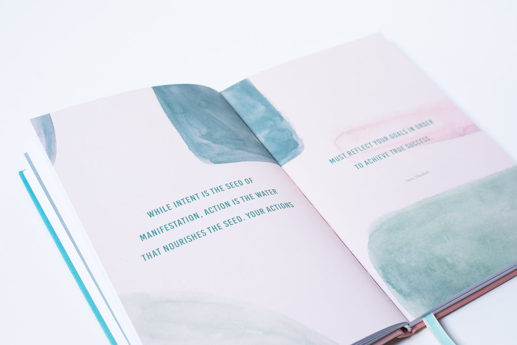 Explore Your Inner World | Law of Attraction Journal - The Happiness Planner®