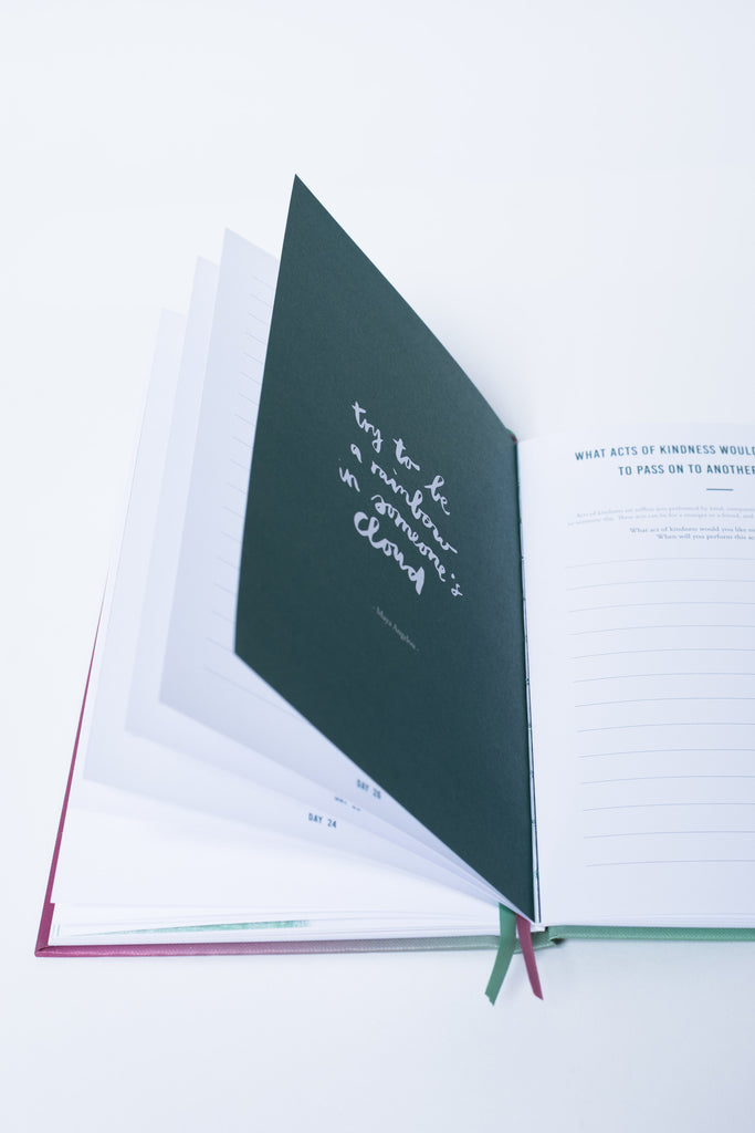 Explore Your Inner World | Self-Awareness Journal - The Happiness Planner®