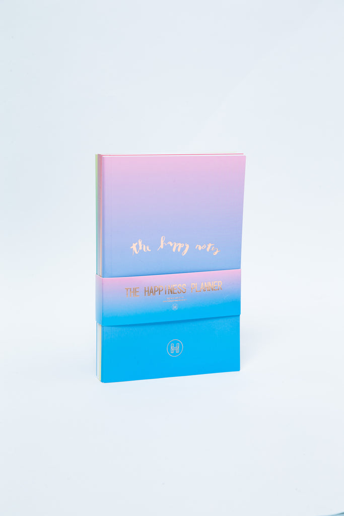 Gradient Notebooks - The Happiness Planner®