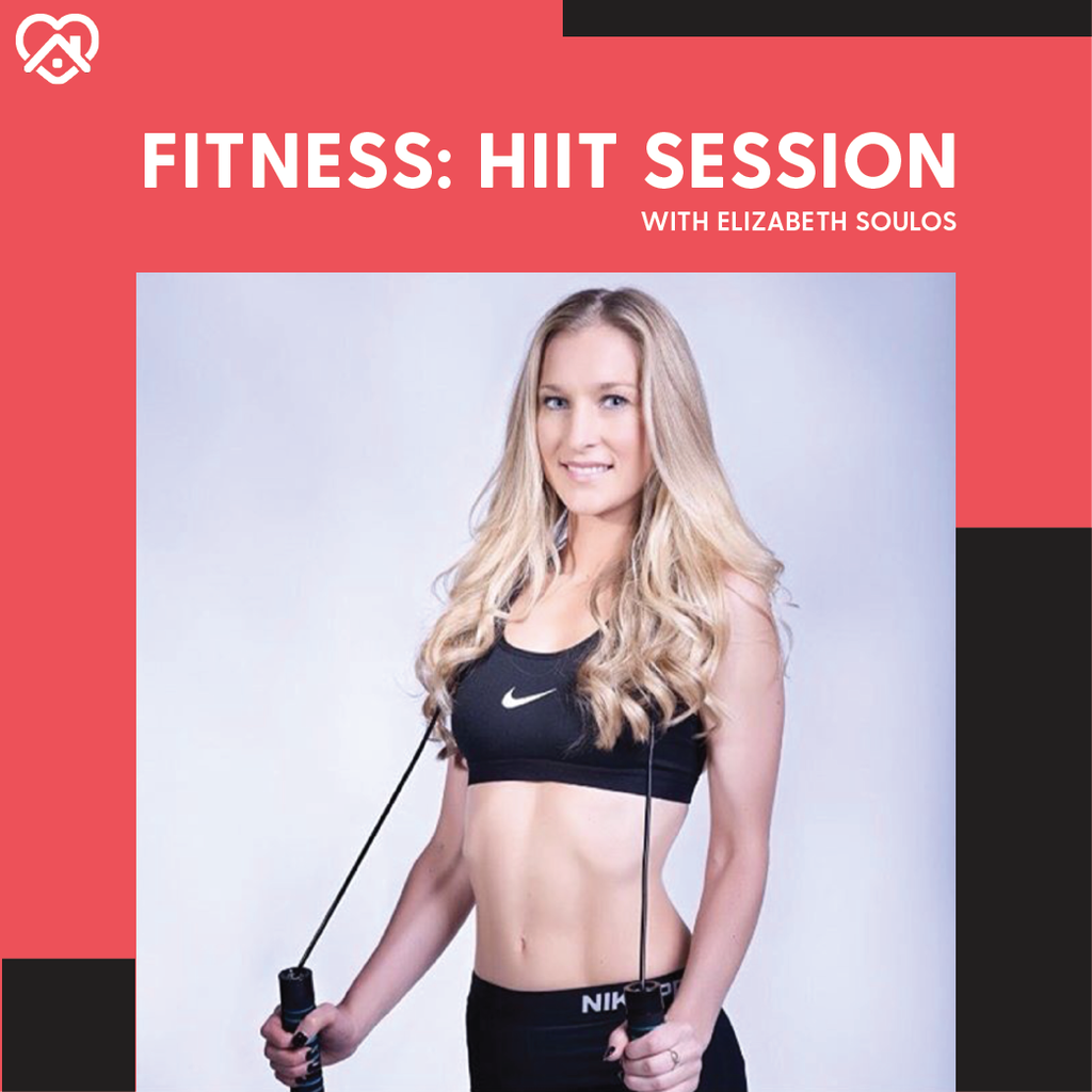 Fitness: HIIT Workout - The Happiness Planner®
