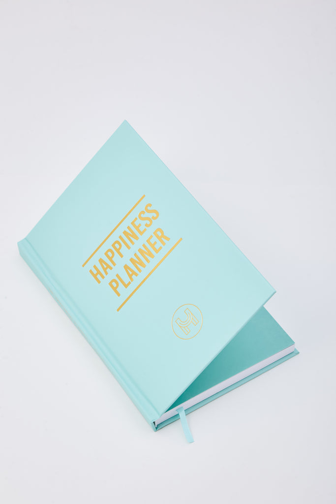 The 100-Day Planner | Mint & Gold - The Happiness Planner®
