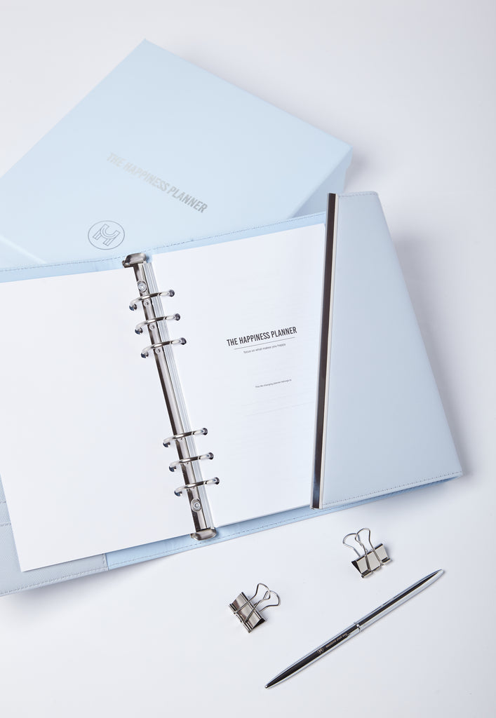 The Peony Planner® | 2018 edition - The Happiness Planner®