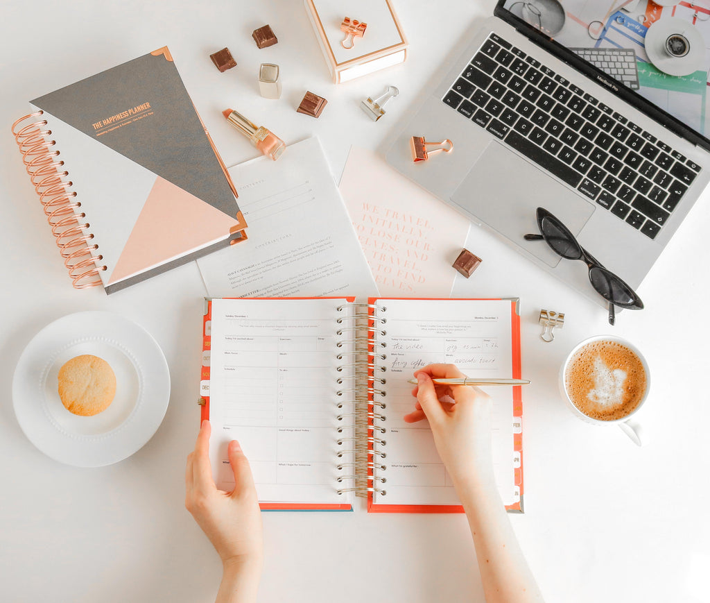 The Happiness Planner® | July'19-June'20 | Academic Planner - The Happiness Planner®