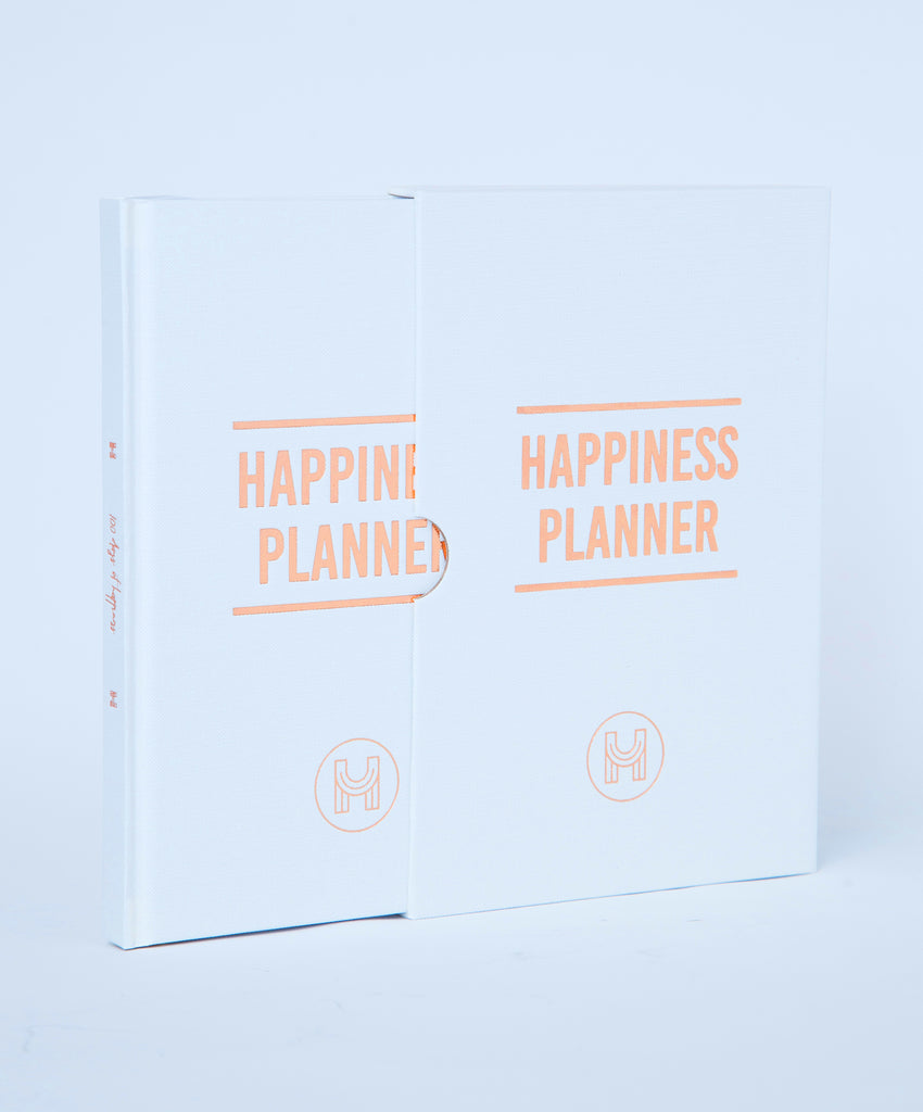 The 100-Day Happiness Planner (classic) - The Happiness Planner®