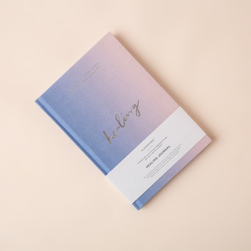 Explore Your Inner World | Guided Journal Set II - The Happiness Planner®