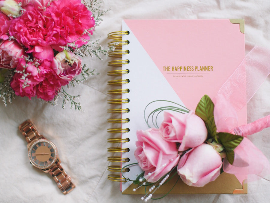 The Happiness Planner® (July'18-June'19)
