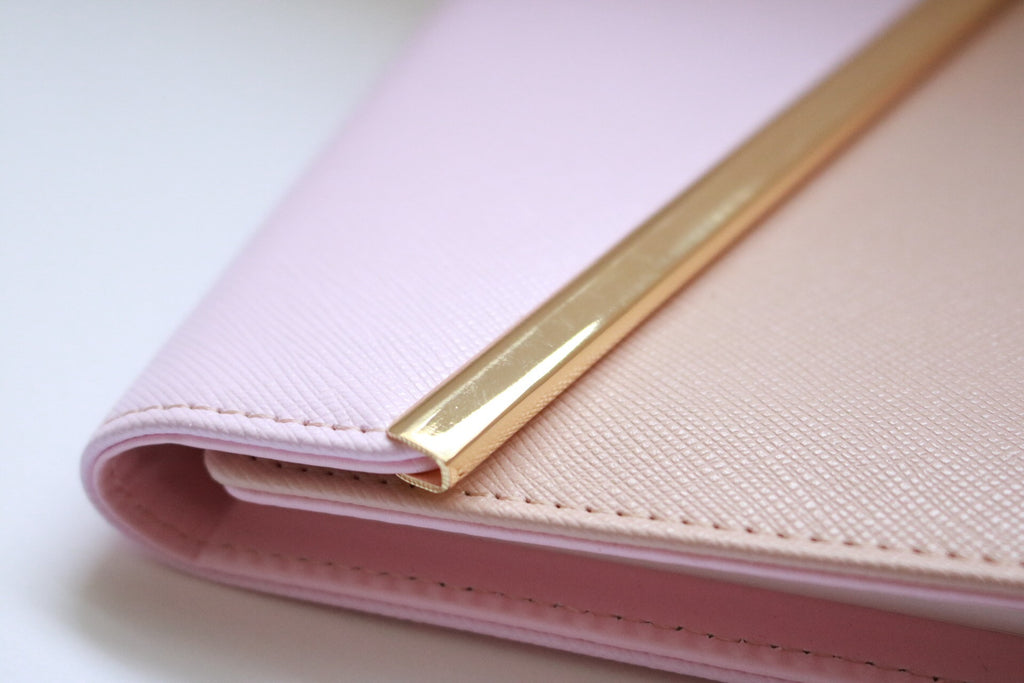 Leather Binder | 52-Week Inserts - The Happiness Planner®
