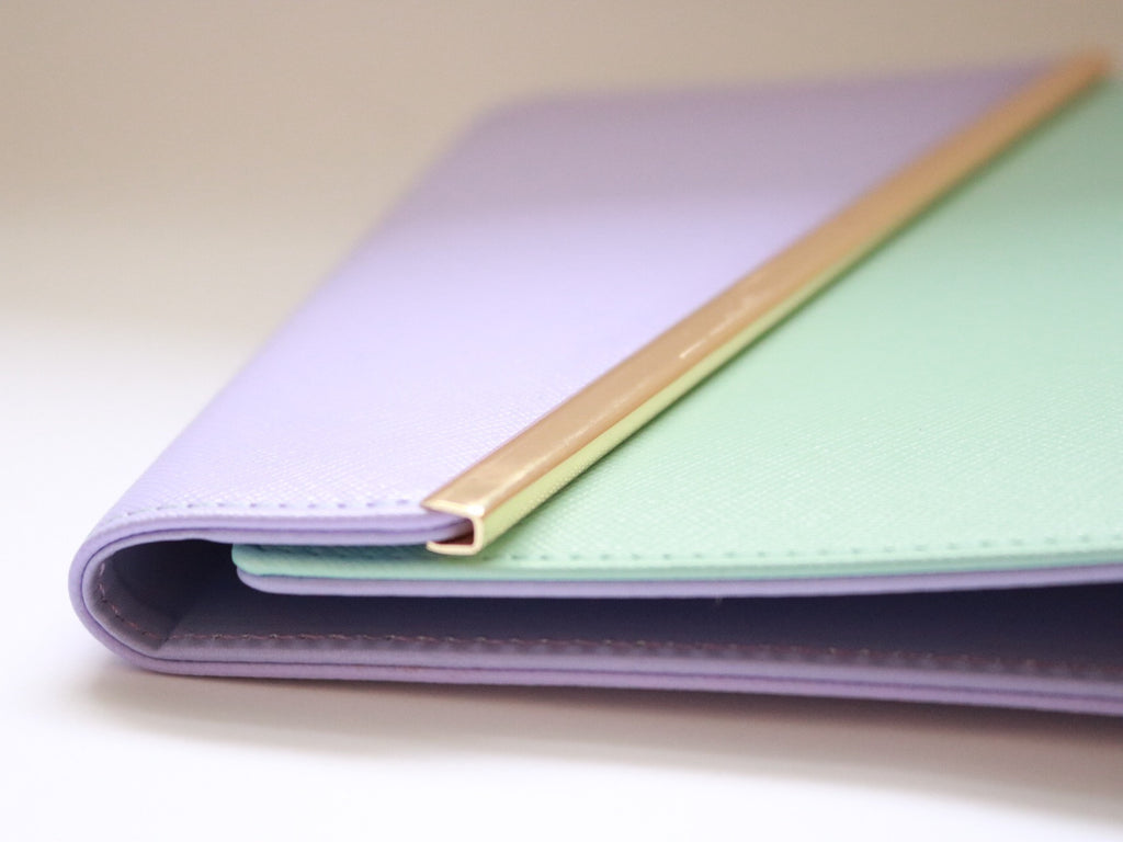 Leather Binder | 100-Day Inserts - The Happiness Planner®