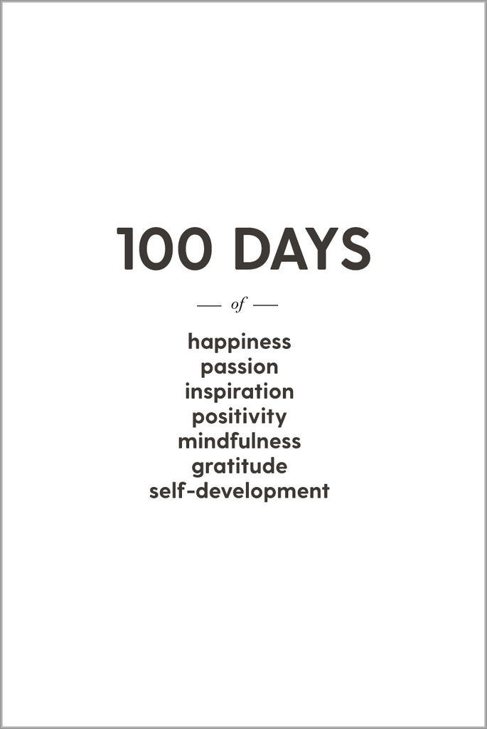 The 100-Day Planner | Waves of Joy