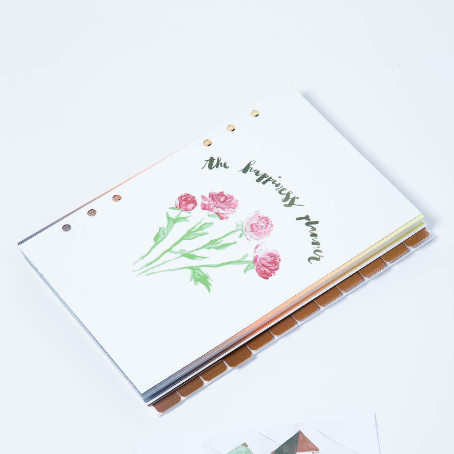 Undated 100-Day Inserts (2for1) - The Happiness Planner®