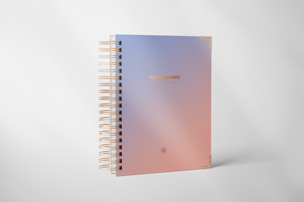 The Happiness Planner® 2020 | Spiralbound - The Happiness Planner®