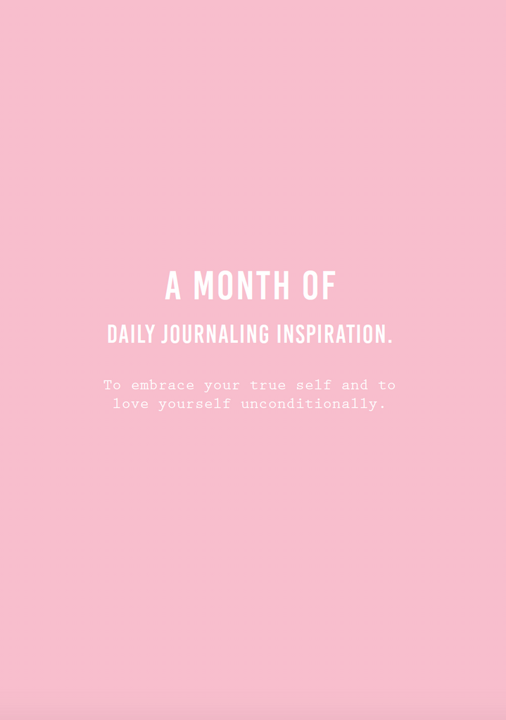 Explore Your Inner World | Self-Love Journal - The Happiness Planner®