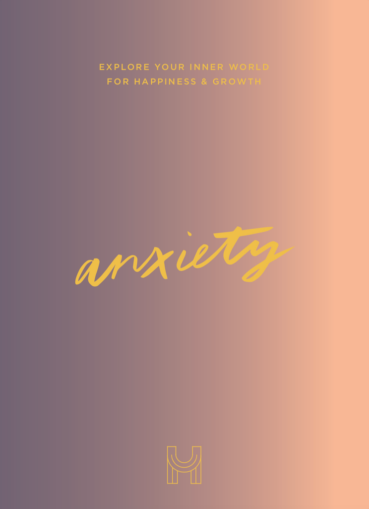 Anxiety Journal (digital) - The Happiness Planner®
