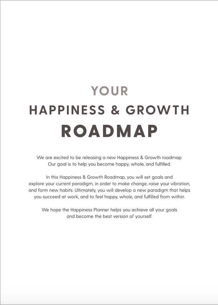 The Happiness Planner® | Undated 372-Day (digital) - The Happiness Planner®