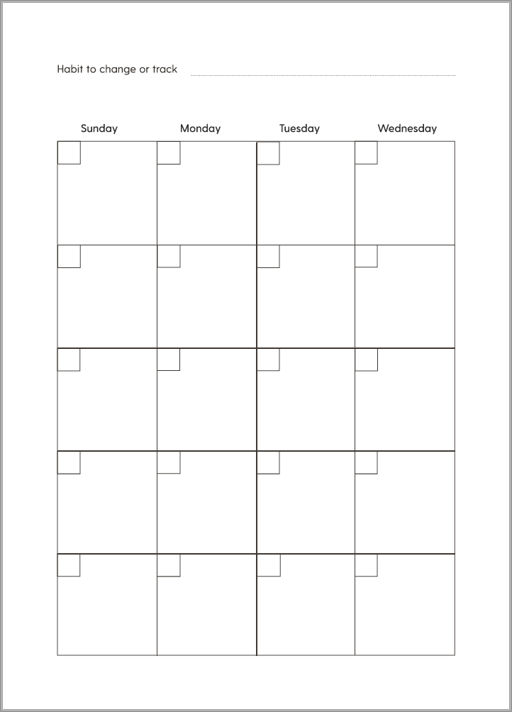The Happiness Planner® | Undated 12-Month (digital) - The Happiness Planner®
