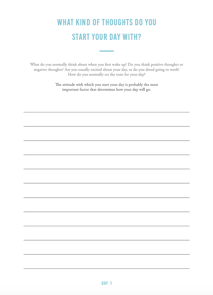 Mindfulness Journal (digital) - The Happiness Planner®