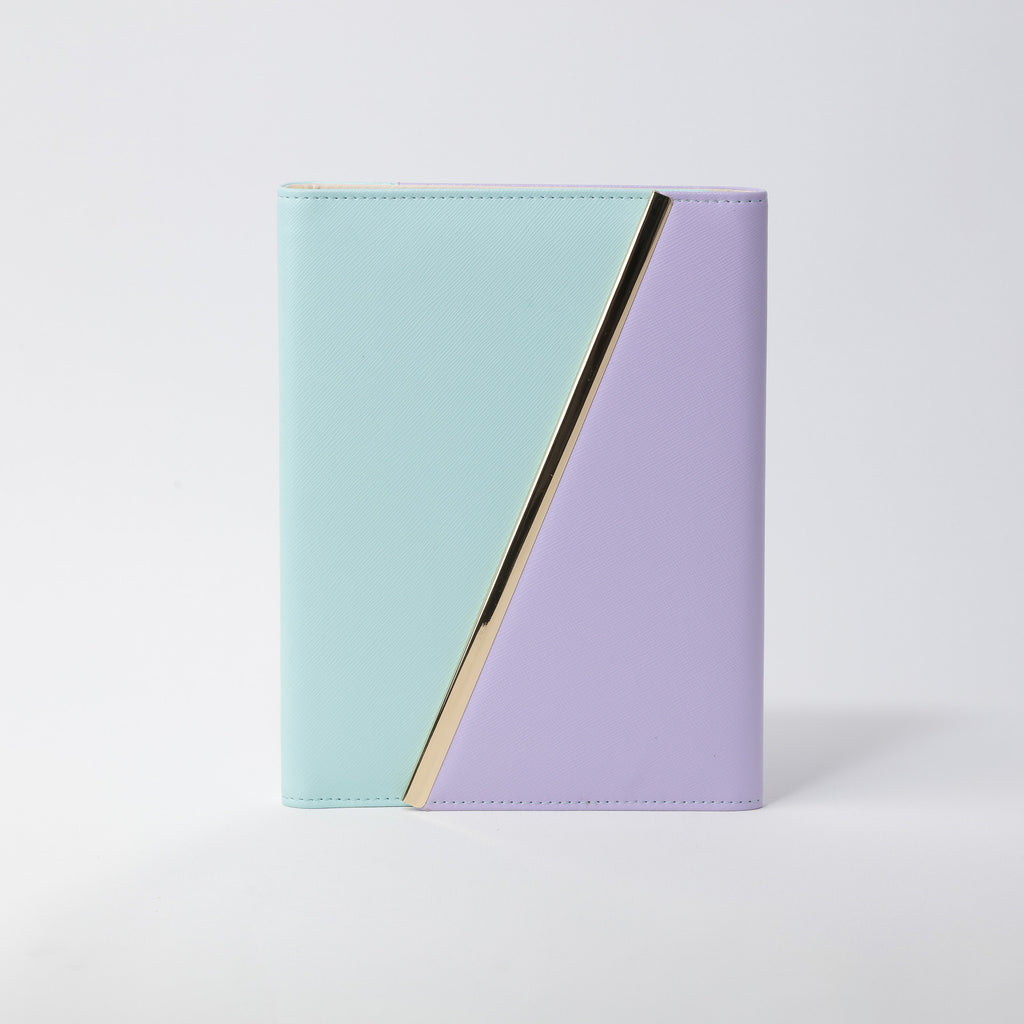 Leather Binder | Undated - The Happiness Planner®