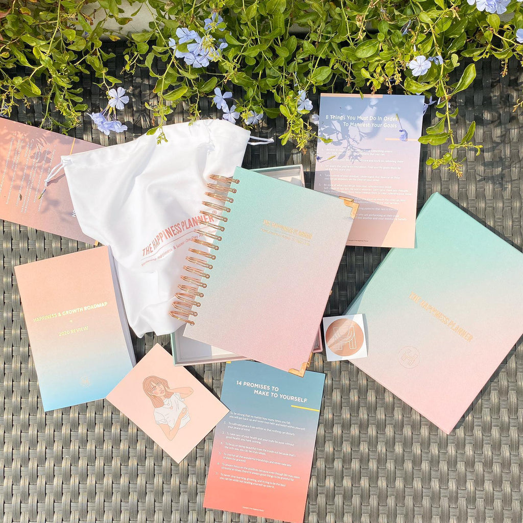 The Happiness Planner® 2020 | Spiralbound (pre-order)