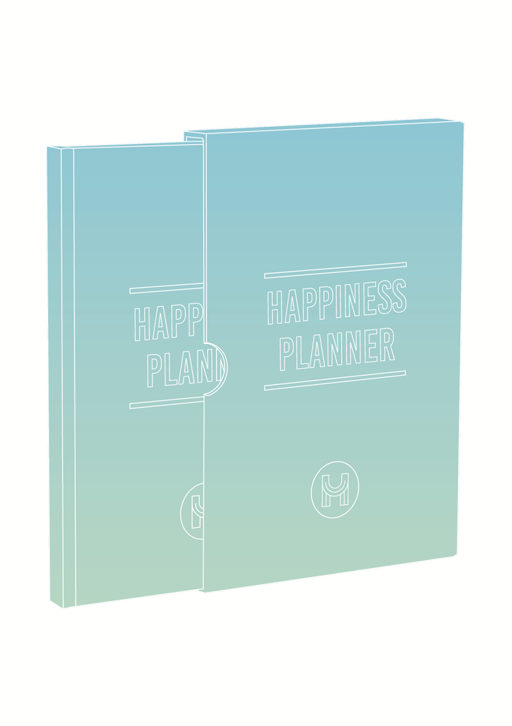 100-Day Planner (digital) - The Happiness Planner®