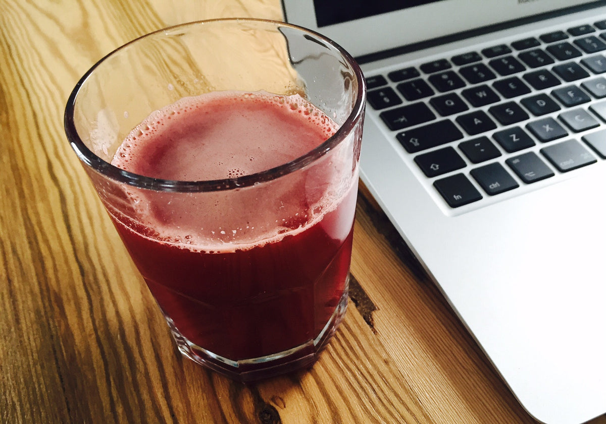 The Beet Carrot Apple Detox Juice that will make you glow