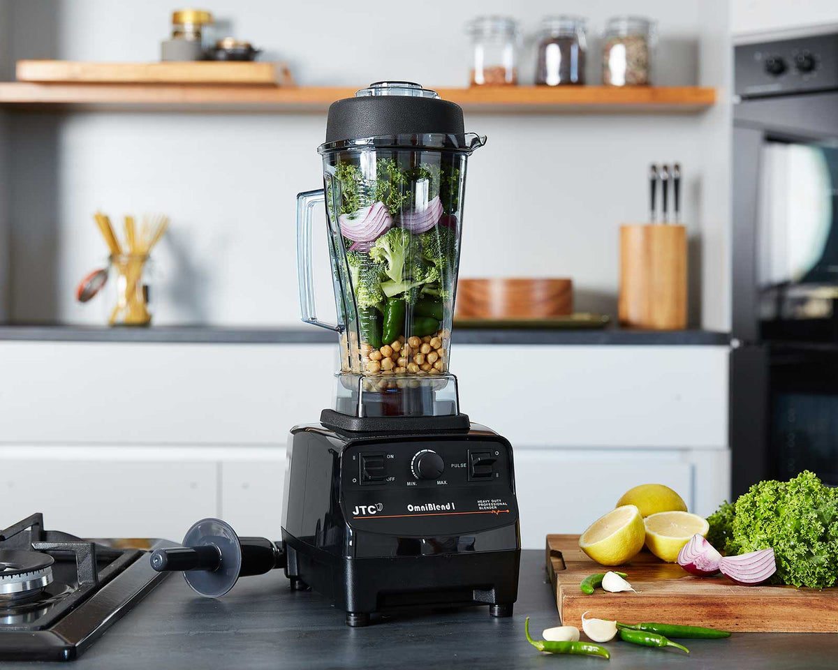 How to decide on the best blender for home use