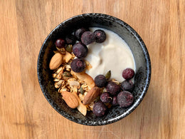 Probiotic homemade yoghurt recipe