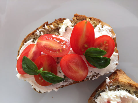 tomato-basil-cottage-cheese