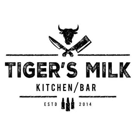 Tigers milk logo