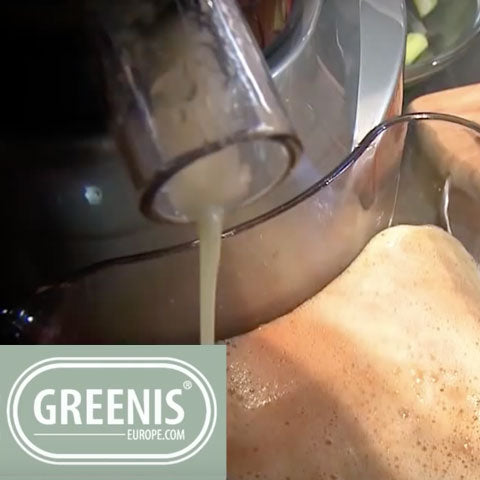 greenis slow juicer F9010