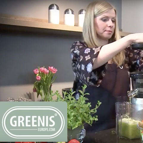 greenis juicer