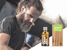 Craft Beard Oil - Rӕdical Raedical