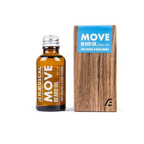 Move Beard Oil