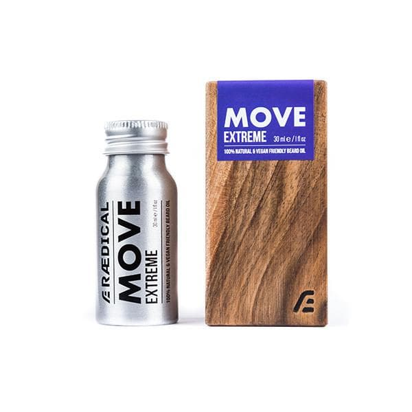 Move Extreme Beard Oil - Rӕdical Raedical