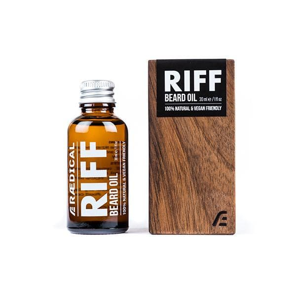 Riff Beard Oil - Rӕdical Raedical