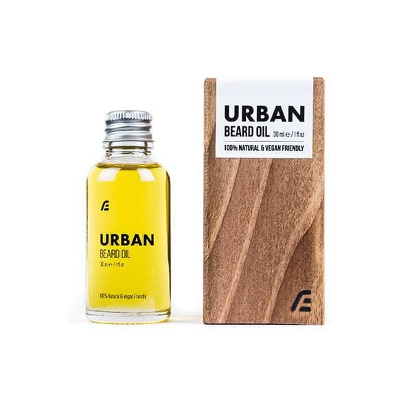 Urban Beard Oil - Rӕdical Raedical