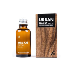 Urban Selection Beard Oil - Rӕdical Raedical