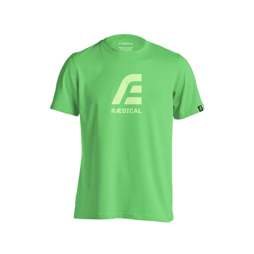 Rӕdical Sport Logo Light Green - Rӕdical Raedical