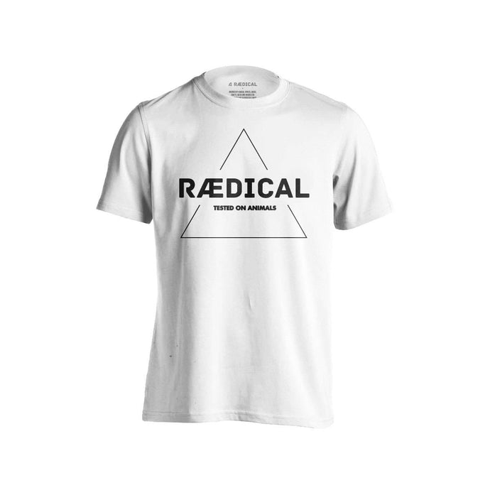 Raedical Tested On Animals White - Rӕdical Raedical